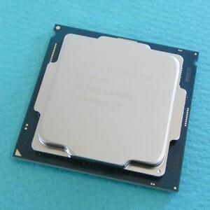 自作PC CPUの画像