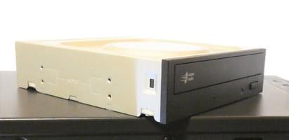 自作PC用 光学ドライブの写真
