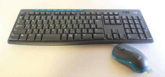キーボード マウスの写真