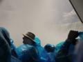 [カナダ・北米旅行]ナイアガラの滝 霧の乙女号