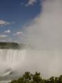 [カナダ・北米旅行]ナイアガラの滝 テーブルロック