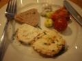 [北欧旅行]シリヤラインの夕食