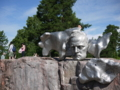 [北欧旅行]ヘルシンキ シベリウス公園