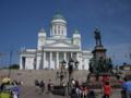 [北欧旅行]ヘルシンキ 大聖堂