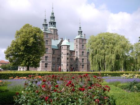 コペンハーゲン ローゼンボー宮殿