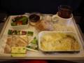 [北欧旅行]機内食