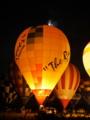 [熱気球]渡良瀬バルーンレース2011