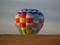 冬の渡良瀬遊水池 夕暮れの気球