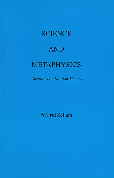 Science and Metaphysics