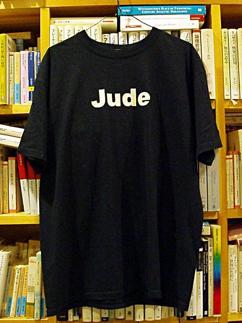 JUDE Tシャツ(クリックで拡大画像)