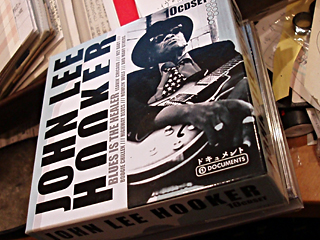 John Lee Hooker, Blues is the Healer