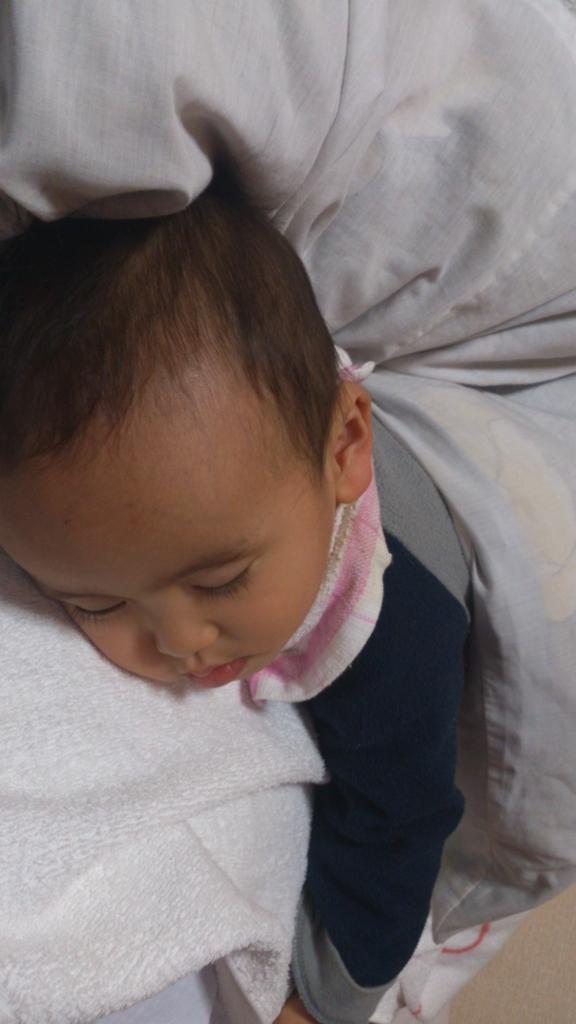 赤ちゃんの息が臭い、赤ちゃんの口臭、鵞口瘡、ガコウソウ