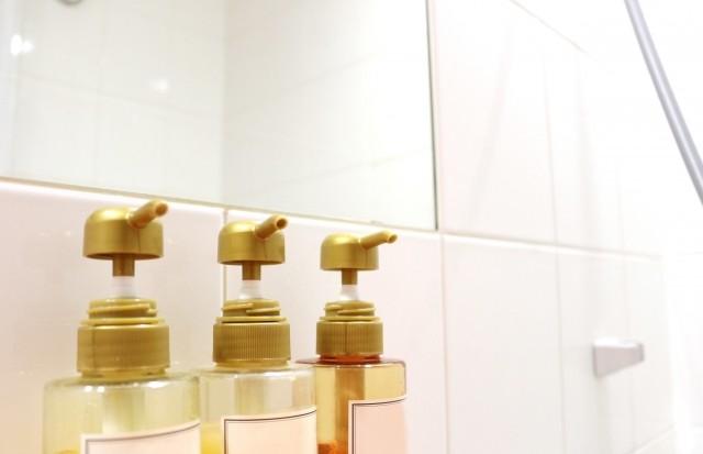 エステサロン開業シャワールーム