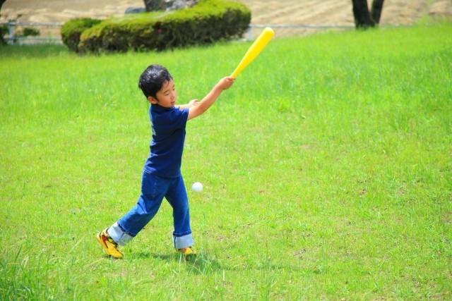 少年野球スライドショー作成