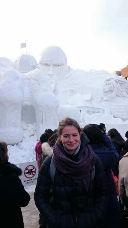 札幌訪問鍼灸治療院雪まつり