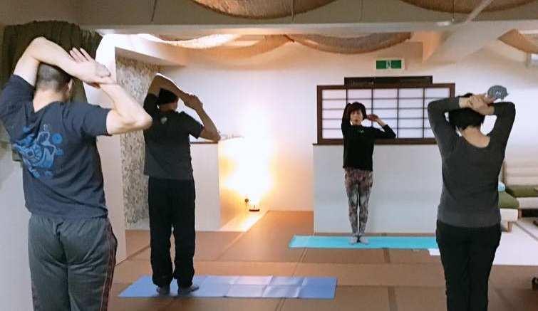 骨盤力キープアップクラス札幌市豊平区中の島、鍼灸院くらさろ