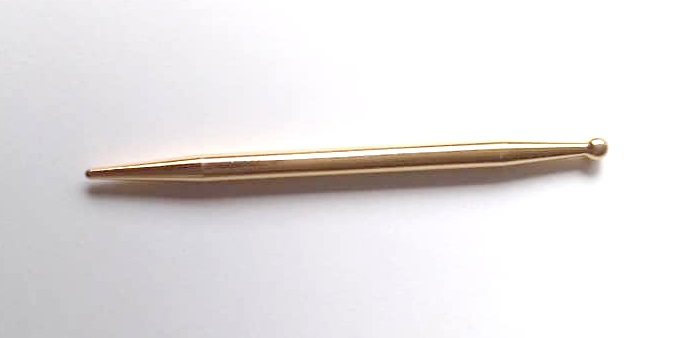 てい針:小児針のなかでオーソドックスな道具