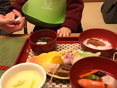1歳のお祝い膳