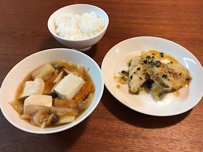 ヨシケイカットミールの大人の食事
