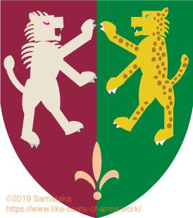 lion & panther