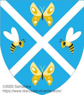 hornets & butterflies