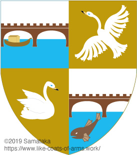 swans & bridges