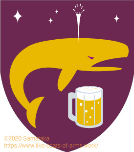 the beer whale