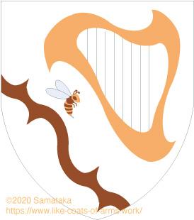 a hornet & a harp