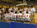 [バスケットボール]2010年7月7日代表強化試合in宇都宮