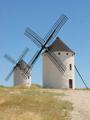 Campo de Criptinaの風車