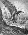 ドンキホーテの風車との戦い