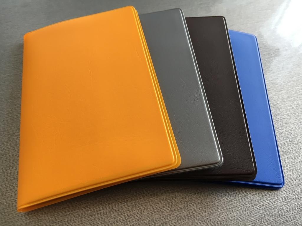 ベストカラー(パーソナルカラー)色見本帳の画像