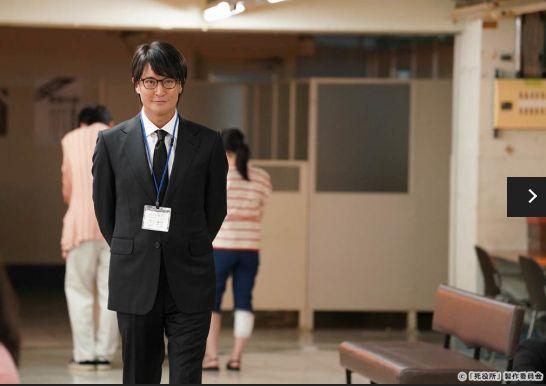 松岡さんのほほ笑んだ表情