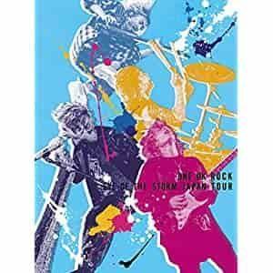 "【DVD】ONE OK ROCK""Eye of the Storm"" JAPAN TOUR 発売"