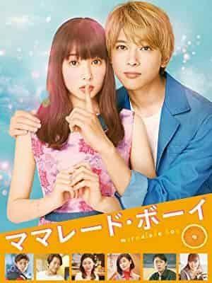 吉沢亮おすすめ映画第2位・ママレード・ボーイ
