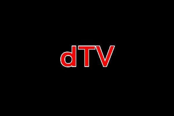 dTVについて