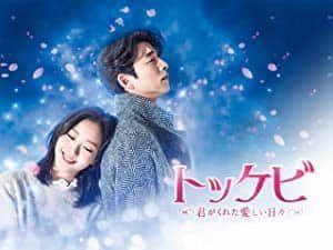 韓流ドラマ「トッケビ~君がくれた愛しい日々~」