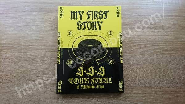 MY FIRST STORY 横浜ライブDVD