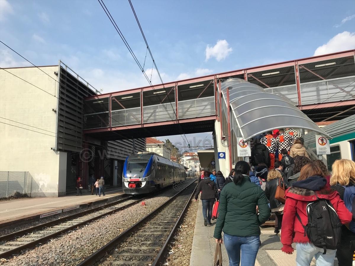 Ivrea駅