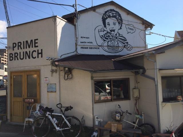 秋谷のパンケーキPRIME BRUNCH