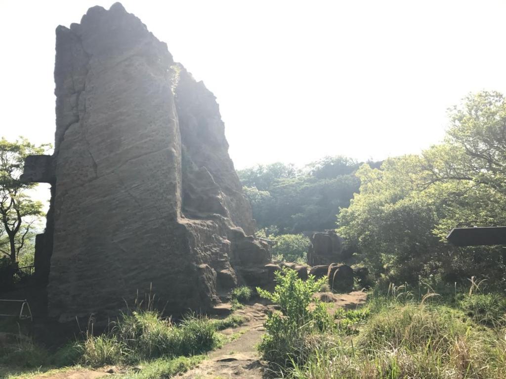 910散歩鷹取山公園 東逗子神武寺薬師如来