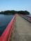 橋を渡って雄島へ。