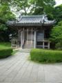 雄島の弁天堂。