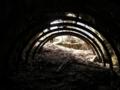 大原トンネルのために存在した横穴