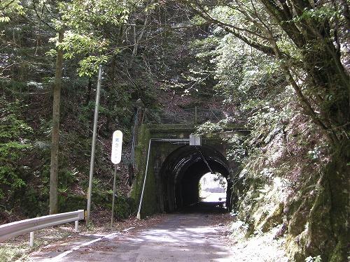 愛知県道429号線 - 第3トンネル