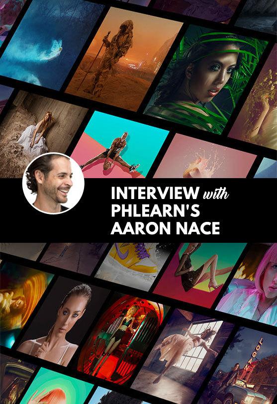 PSDDude Aaron Naceとのインタビュー