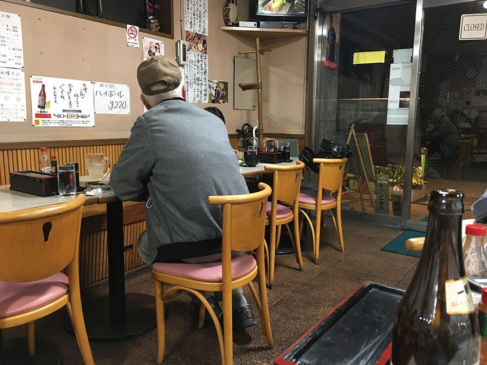 高津 ユニオン 店内