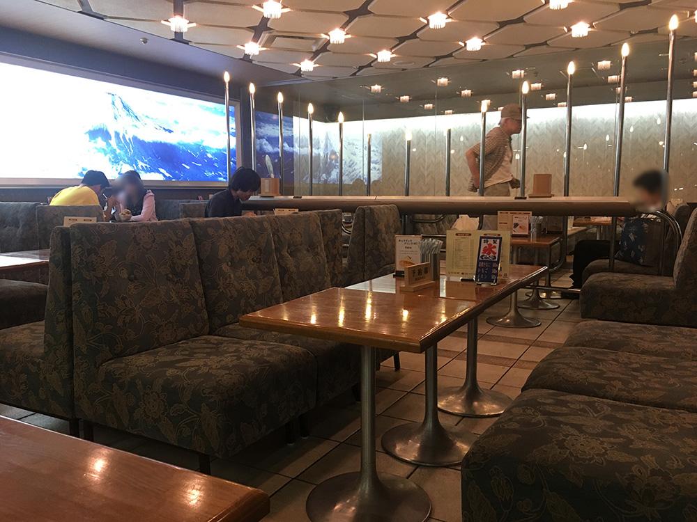 喫茶フジ 店内 写真