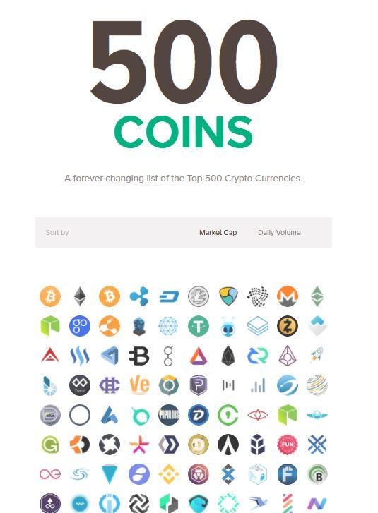 500coinsのICO
