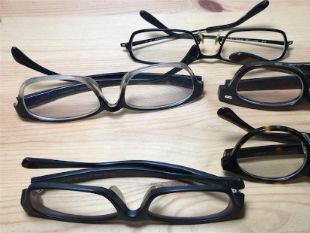 メガネの合わせ方とズレ防止鼻パットについて